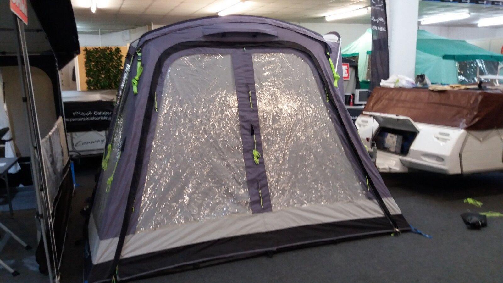 Kampa Travel Pod Motion AIR VW Driveaway Awning - Inc. Footprint - Ex Display