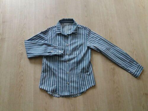 MARIMEKKO JOKAPOIKA cotton blouse shirt size S