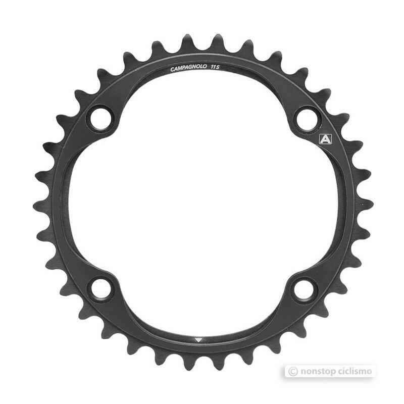 Campagnolo SUPER RECORD 4-Arm 11 Speed Inner Chainring   34T FC-SR234