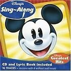 Disney - Sing-A-Long 's Greatest Hits (2006)