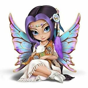 The-Hamilton-Collection-Jasmine-Becket-Griffith-Mystical-Maiden-Fairy-Figurine-w