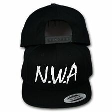Original Mister Tee NWA Snapback Yupoong Compton Dr. Dre Eazy E Ice Cube