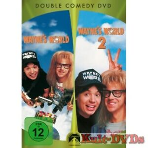 Wayne-039-s-World-1-2-2-DVD-Set-Mike-Myers-Waynes-Neu-OVP