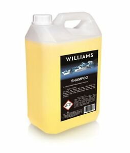 Autoshampoo-Williams-pH-neutrale-Formel-5l-schnell-amp-kostenloser-Versand