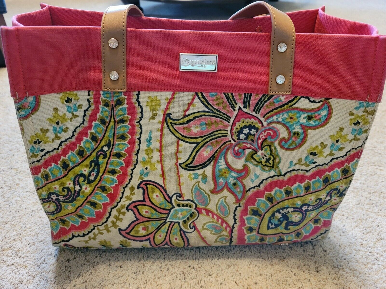spartina Meadow Large Tote