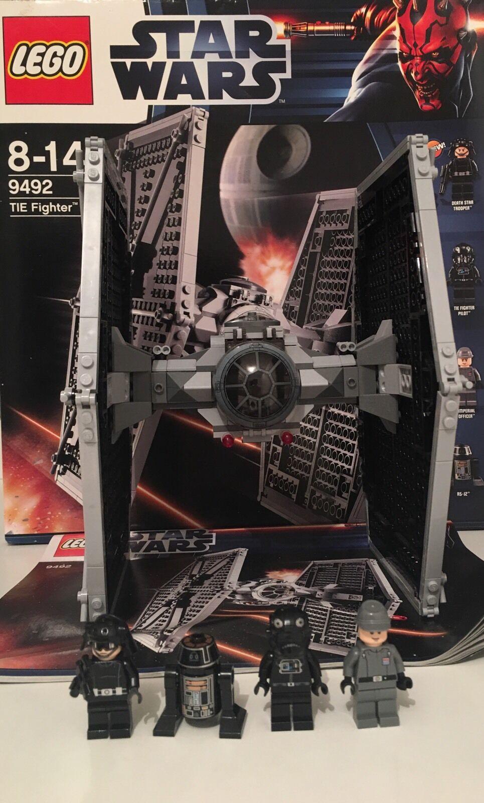 LEGO StarWars TIE Fighter (9492)  | Internationale Wahl
