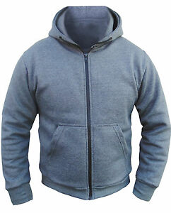 NEW-MOTORCYCLE-HOODIE-FULLY-REINFORCED-WITH-DuPont-KEVLAR-ARAMID-FIBRE-BLACK