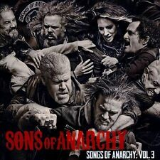 SONS OF ANARCHY Songs Of Anarchy: Vol.3 CD BRAND NEW