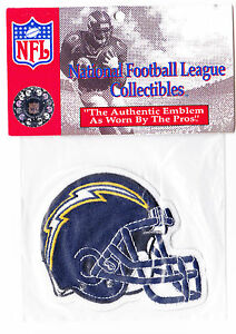 San Diego Chargers Official Nfl Football Team Logo Patch