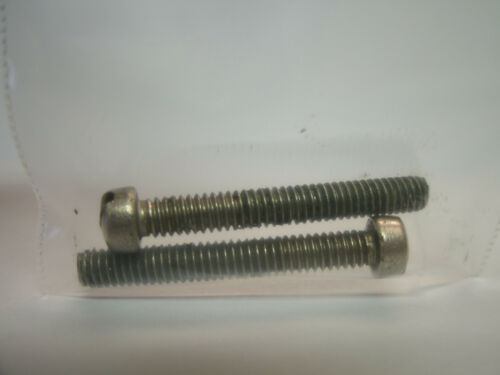 G-338 F Rod Clamp Screws USED NEWELL CONVENTIONAL REEL PART LOT #A1