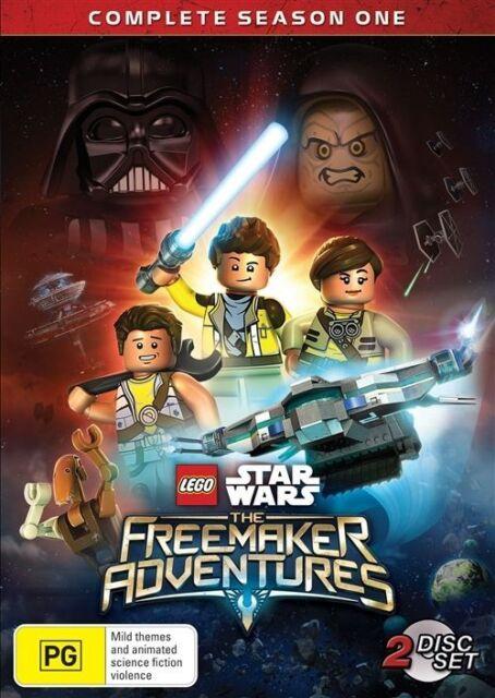 The LEGO Star Wars - Freemaker Adventures : Season 1 ( DVD )