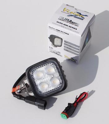Vision X dura-Mini 2000 LM LED lámpara de trabajo de inundación de 60 °//Luz IP69K Impermeable 12 W