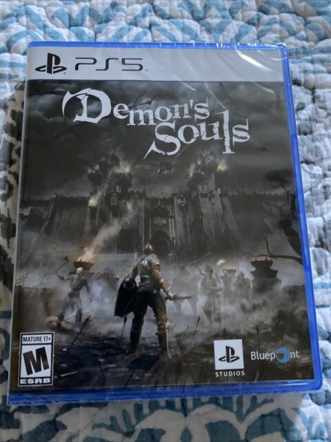 Demon's Souls -- Standard Edition (Sony PlayStation 5, 2020) New