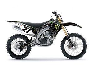 Value Of  Kawasaki Kxf Motocross Bike