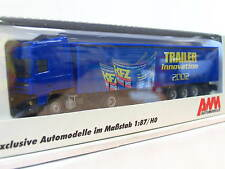 AWM DAF Gardinenplanensattelzug Kfz-anzeiger.com  Trailer 2002 VP (N7502)