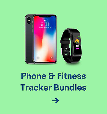 Phone & Fitness Tracker Bundles