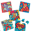 Pack-of-12-Colour-Your-Own-Superhero-Puzzles-Party-Bag-Fillers thumbnail 2