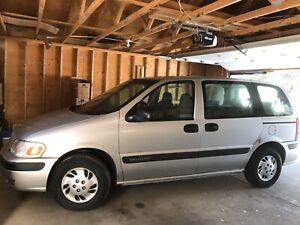 2002 Chevrolet Venture Van for Sale