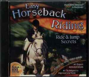 Easy-Horseback-Riding-Ride-amp-Jump-Secrets-Step-by-Step-Video-Guide-PC-MAC