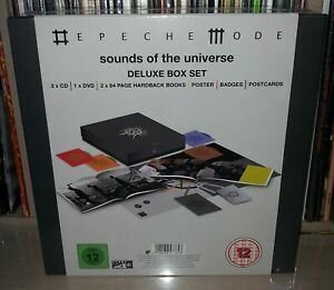 3-CD-DVD-DEPECHE-MODE-SOUNDS-OF-THE-UNIVERSE-DELUXE-BOX-SET