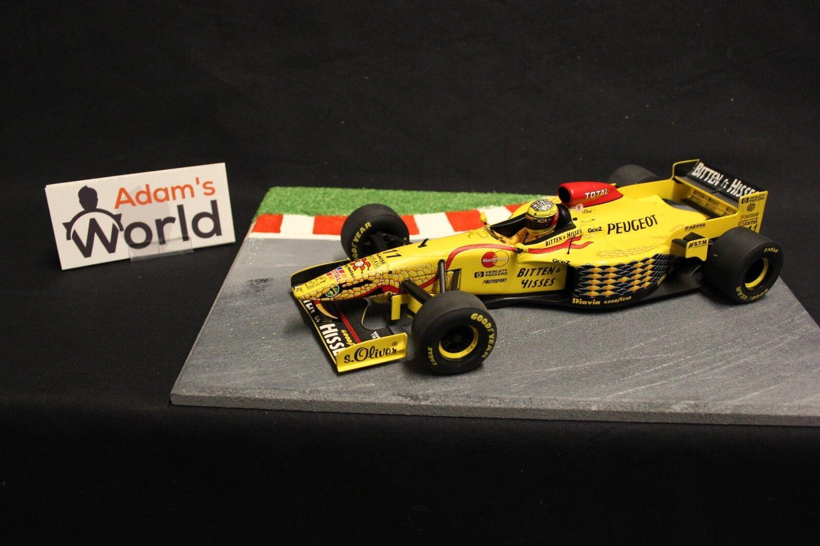 Minichamps Jordan Peugeot 197 1997 1 18  11 Ralf Schumacher (GER) (F1NB)