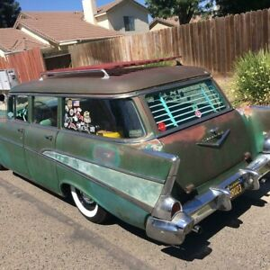 Details About 1955 1956 1957 Chevy Wagon Venetian Blinds Sale