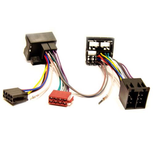 Radio adaptador Parrot THB Burry ISO freisprechadapter peugeot 107 207 307 407 607