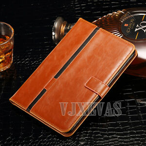 Luxury-Magnetic-Smart-Flip-Cover-Stand-Wallet-Genuin-Leather-Case-For-iPad-Model