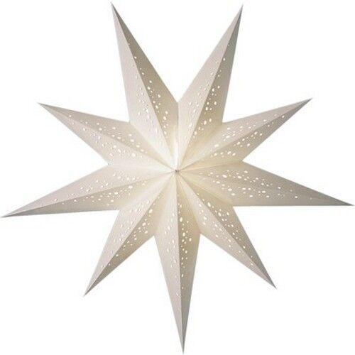 Starlightz Bianco Leuchtstern Papier Weiss Stern Lampe