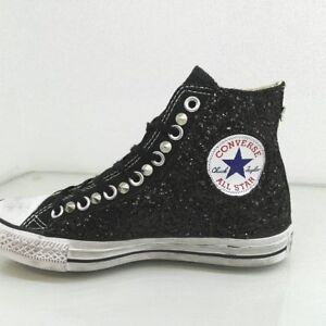 all star converse alte nero