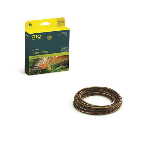 Rio Camolux Fly Line  - No Tax and Free Shipping in USA  10 days return