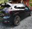 for Ford Focus ST RS MK3 Hatchback shiny black Window Side Louvers Vent trim