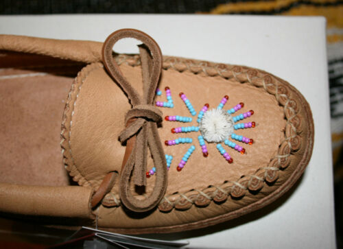 Huron Indian B4890 Mocassin Canada fabriquᄄᆭ au QrCxBeoWd