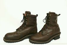 Red Wing Irish Setter Work Boots Size US 13 E Wide Made in USA