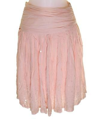 Bnwt Women/'s French Connection Tie Skirt Fcuk RRP£55 New Viscose