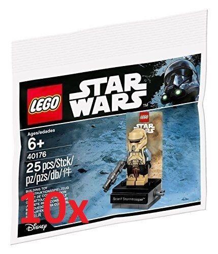 LEGO®  estrella guerras POLYborsa 10x 40176 Sautoif Stormtrooper  - nuovo   SEALED  offerta speciale