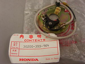 NOS Honda Points Assembly 1976 TL125 1977 CT125 30200-355-164