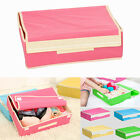Organizer Closet Underwear Drawer Box Divider Socks For Ties Bra Storage Case