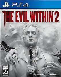 The Evil Within 2 - PlayStation 4 Standard Edition, (PS4)