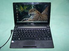 Aggiornato Acer Aspire One d260, netbook, 2gb RAM 250gb HDD, WIFI WEBCAM SKYPE