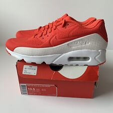 Nike Air Max 90 Ultra Moire Hasta White 819477 302 Size 12