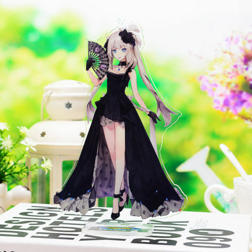 Fate//Grand Order FGO Marie Antoinette Acrylic Stand Figure Gift 15cm