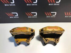NISSAN-Z32-300ZX-FRONT-BREMBO-BRAKE-CALIPERS-amp-DISCS-Z32-S14-R33-S15