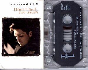 Richard Marx Until I Find You Again 1997 Cassette Tape Single Pop Dance Rock