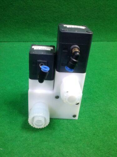 SMC LVD31B-S11-X11 USED LVD20B-T07 LLD3B-02-T11-X37 VALVE