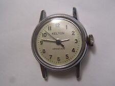 Ancienne montre mécanique KELTON
