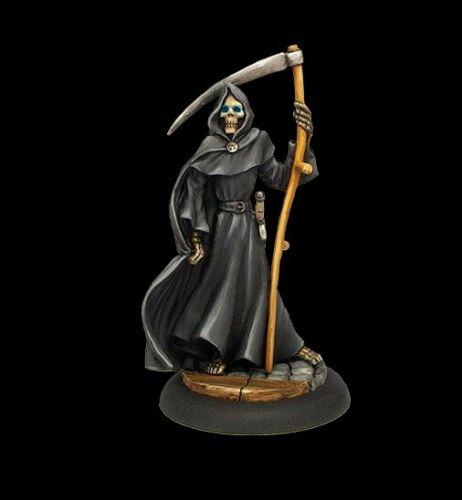 Micro Art Studio Death With Death of Rats Metal Discworld Miniature D05400