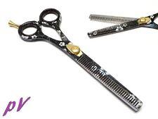 A DUE FACCE Professionale Salon Taglio capelli Forbici per sfoltire 15.2cm