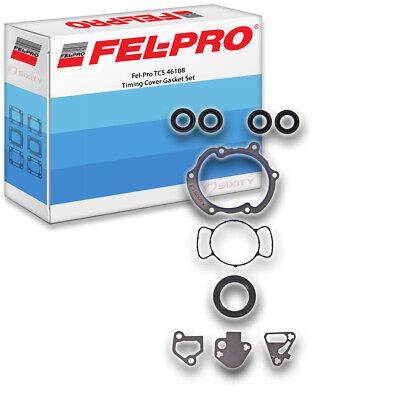Engine Sealing zh Fel-Pro TCS 46108 Timing Cover Gasket Set FelPro TCS46108