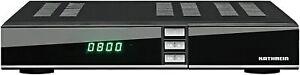 Kathrein UFS 800 HDTV Sat-Receiver (DVB-S2, HDMI, integrierter EPG) schwarz